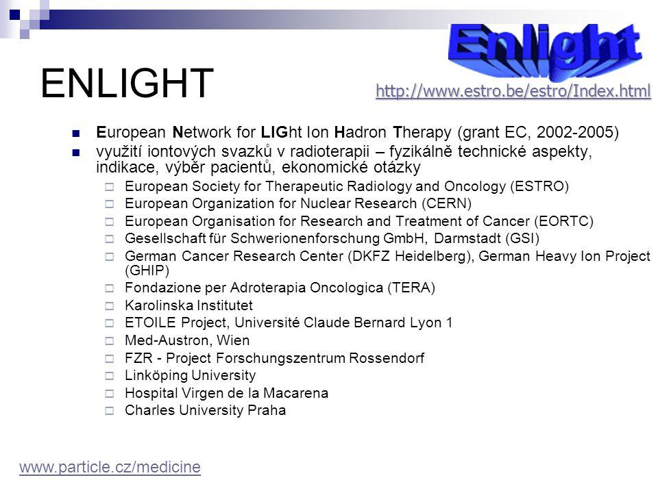 ENLIGHT http://www.estro.be/estro/Index.html