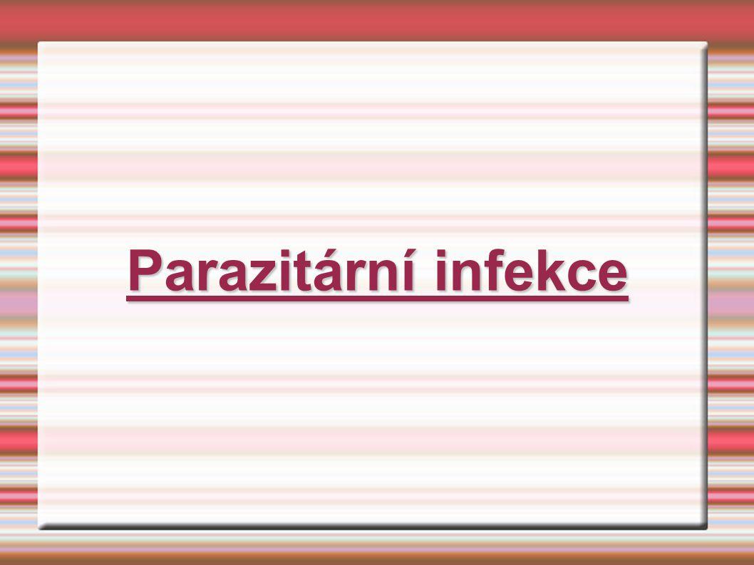 Parazitární infekce