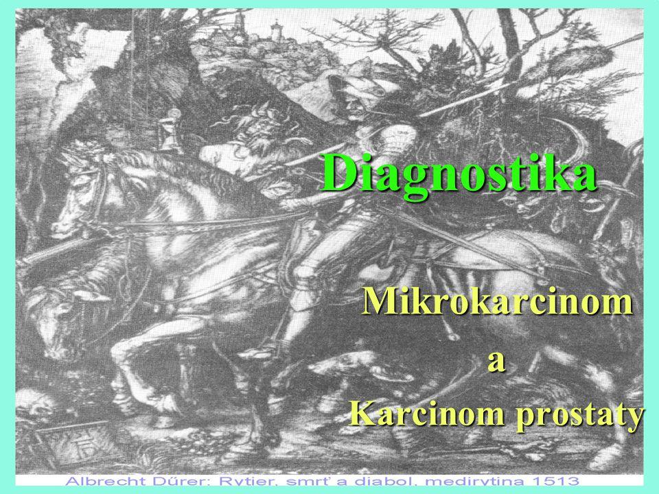 Mikrokarcinom a Karcinom prostaty