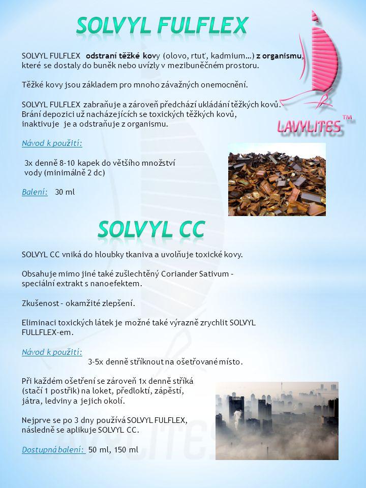 SOLVYL FULFLEX SOLVYL CC