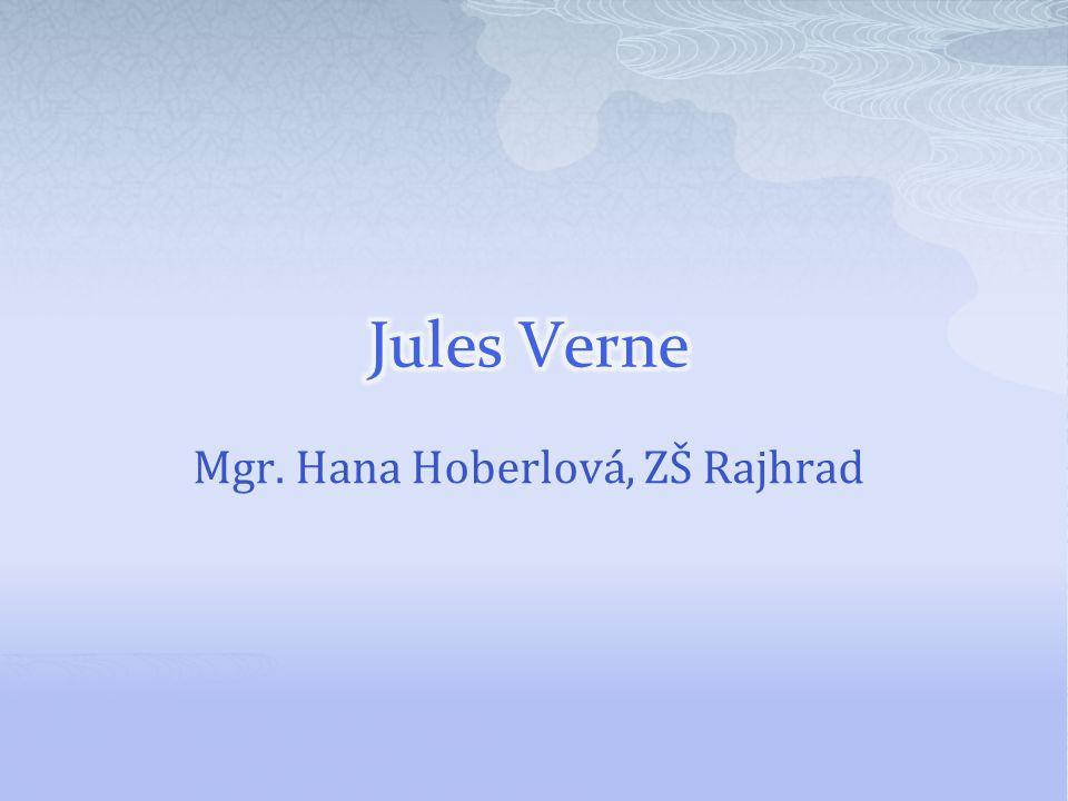 Mgr. Hana Hoberlová, ZŠ Rajhrad