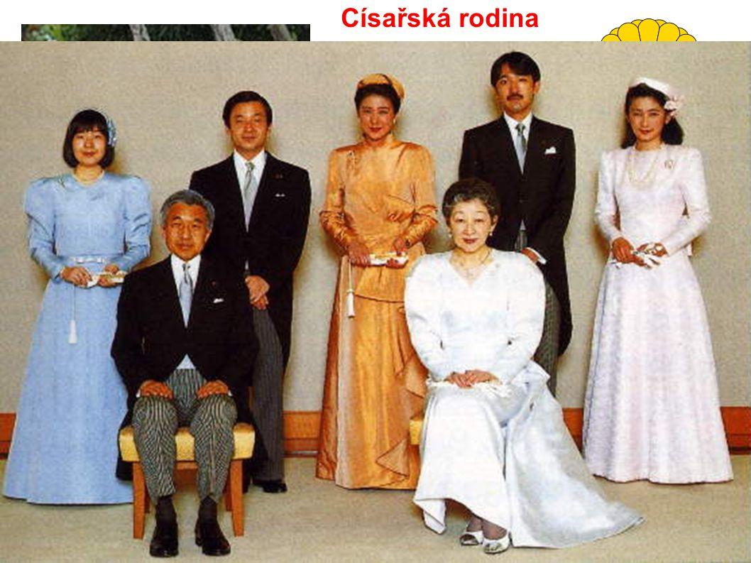 Císařská rodina Císařská pečeť