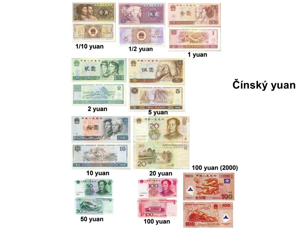 Čínský yuan