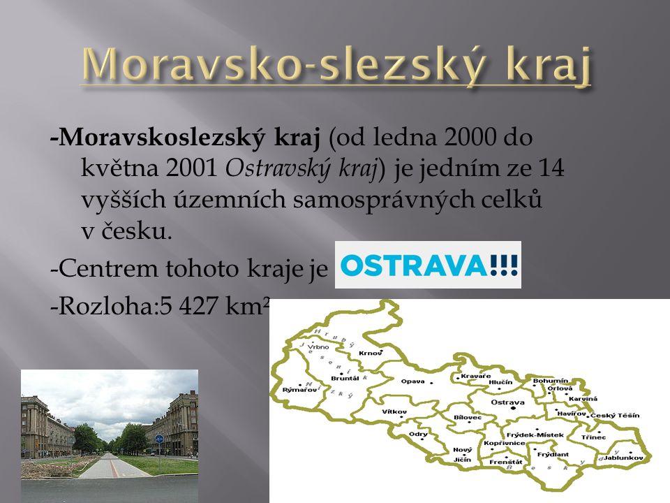Moravsko-slezský kraj