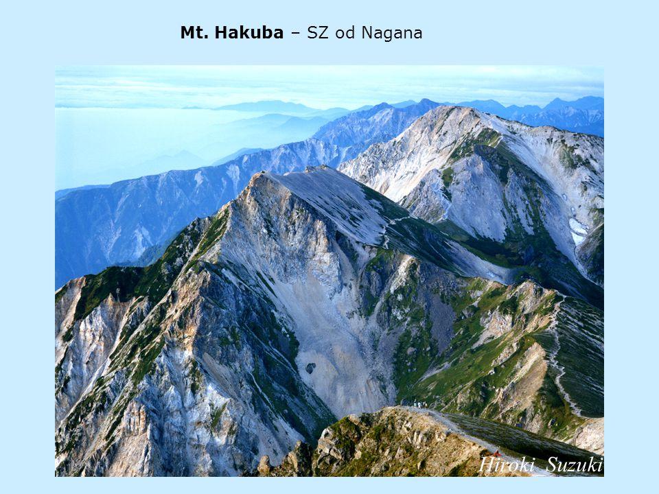 Mt. Hakuba – SZ od Nagana