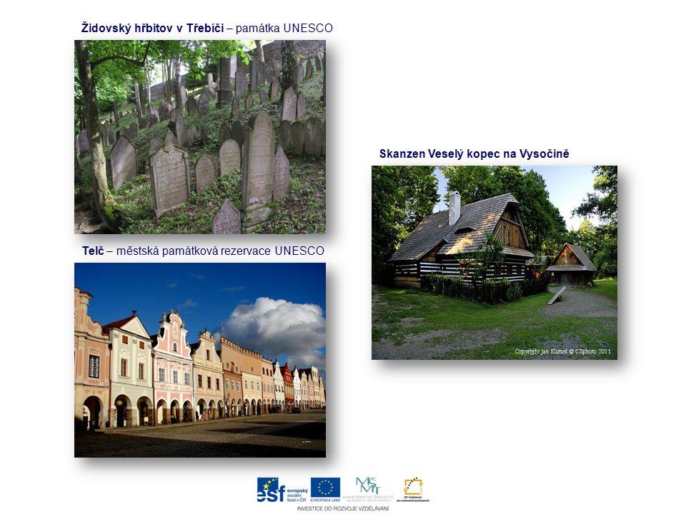 Židovský hřbitov v Třebíči – památka UNESCO