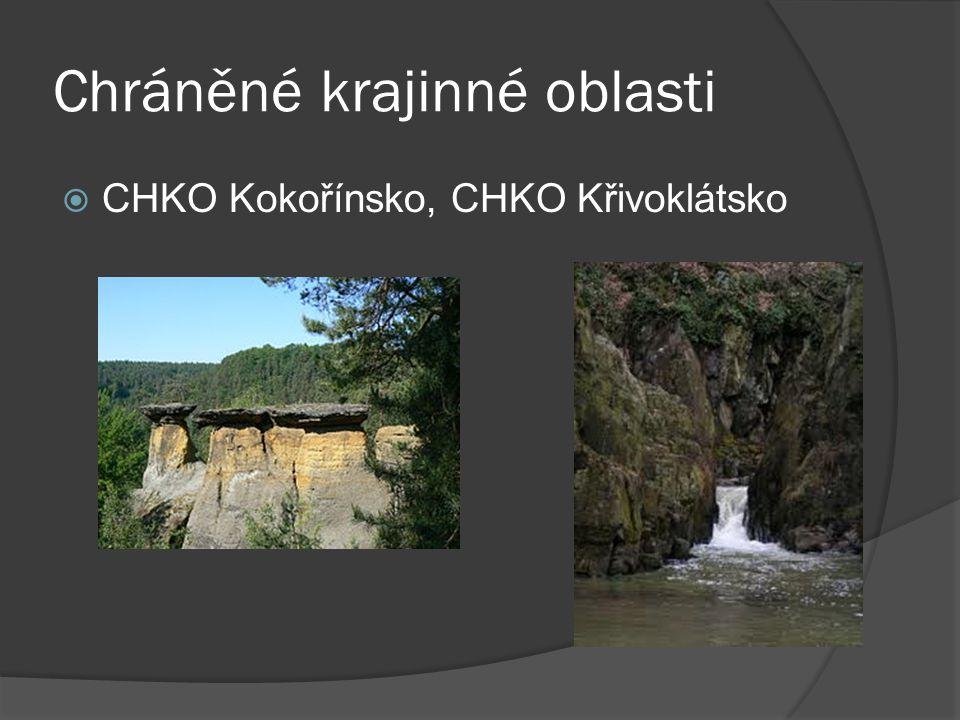 Chráněné krajinné oblasti