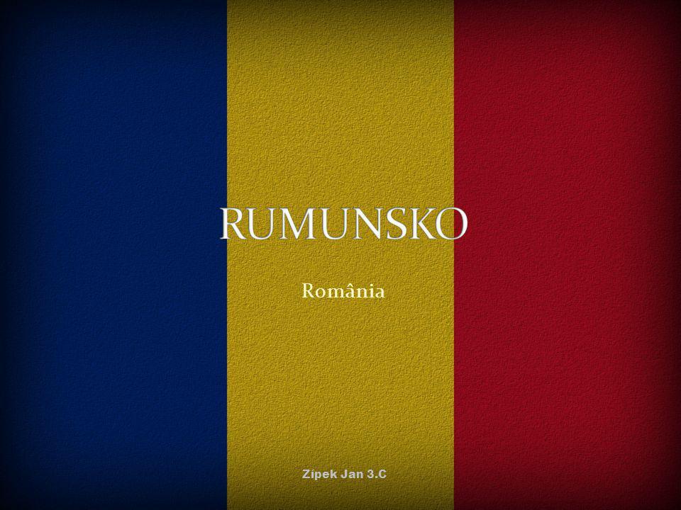RUMUNSKO România Zípek Jan 3.C