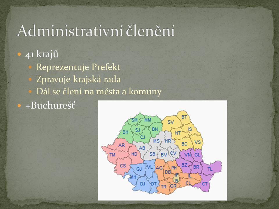 Administrativní členění