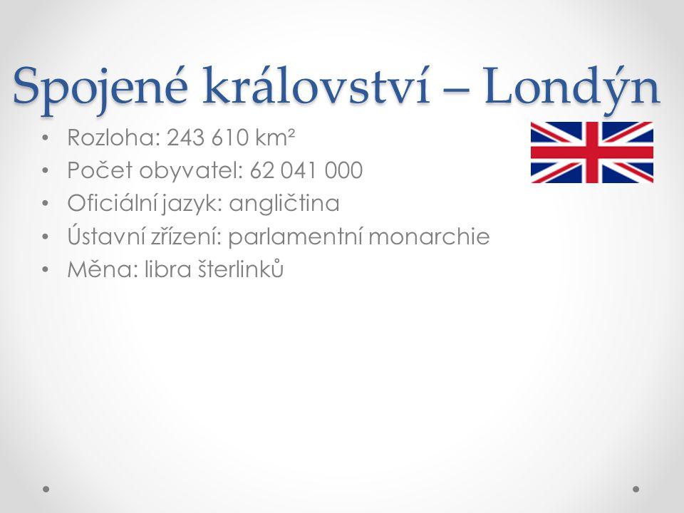Spojené království – Londýn