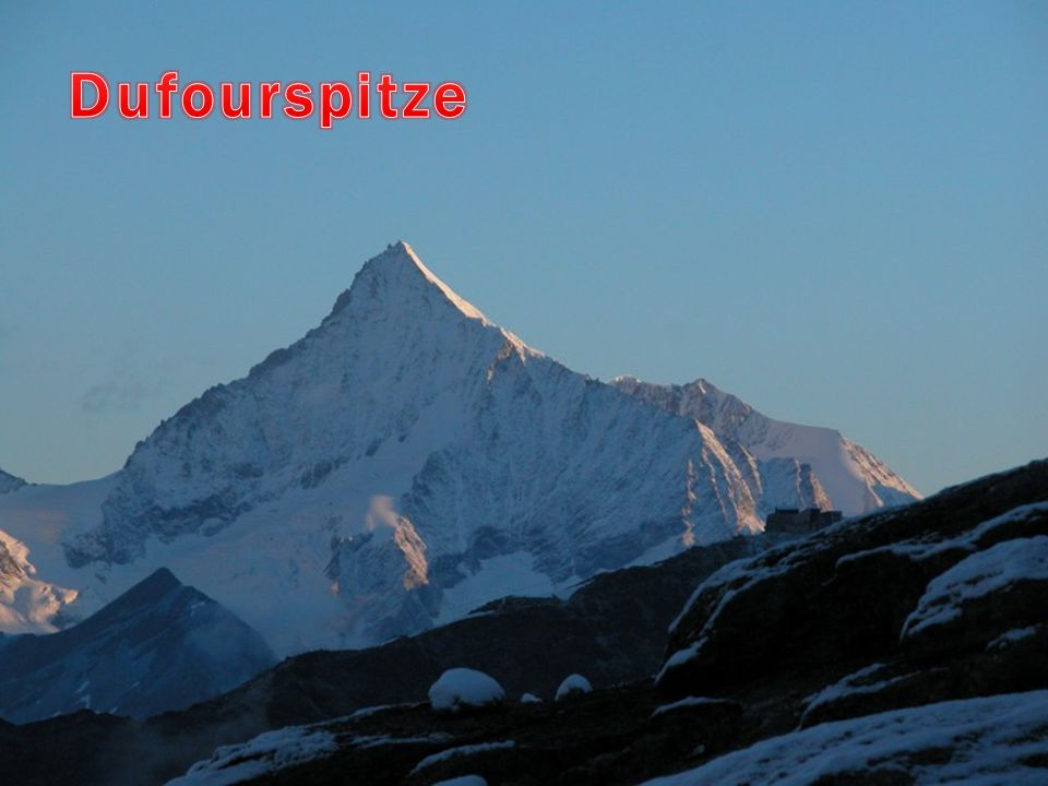 Dufourspitze Dufourspitze