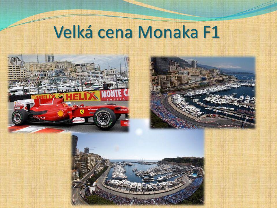 Velká cena Monaka F1