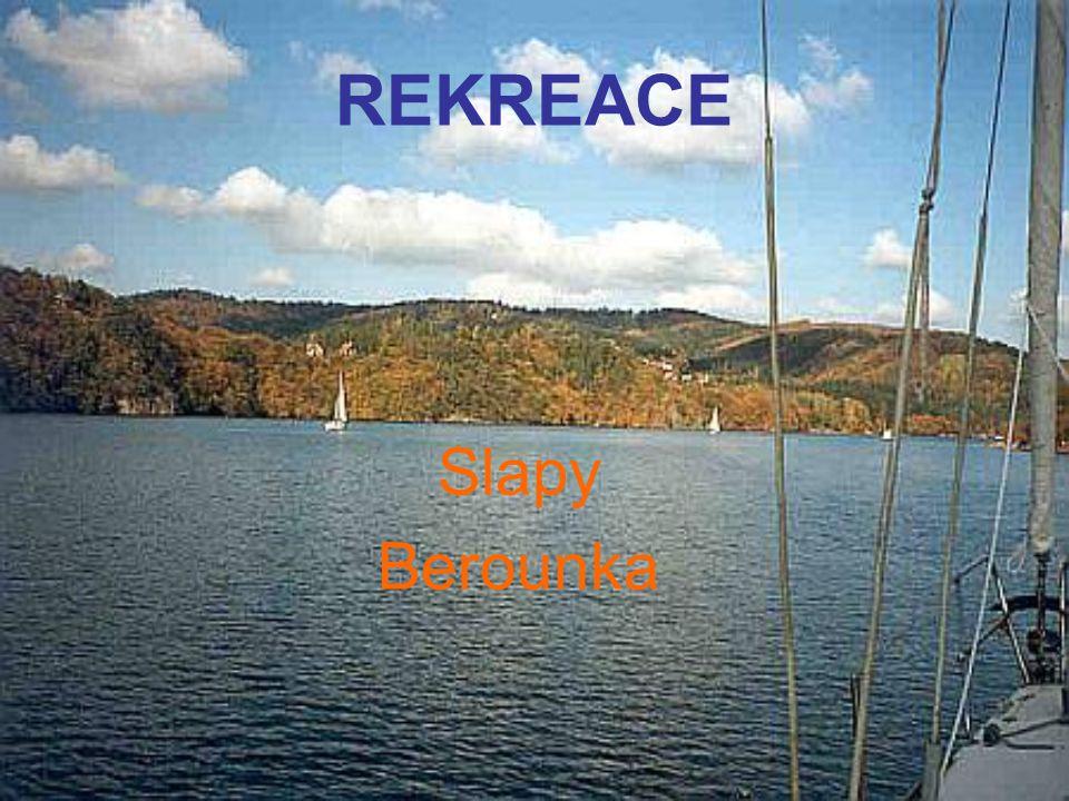 REKREACE Slapy Berounka