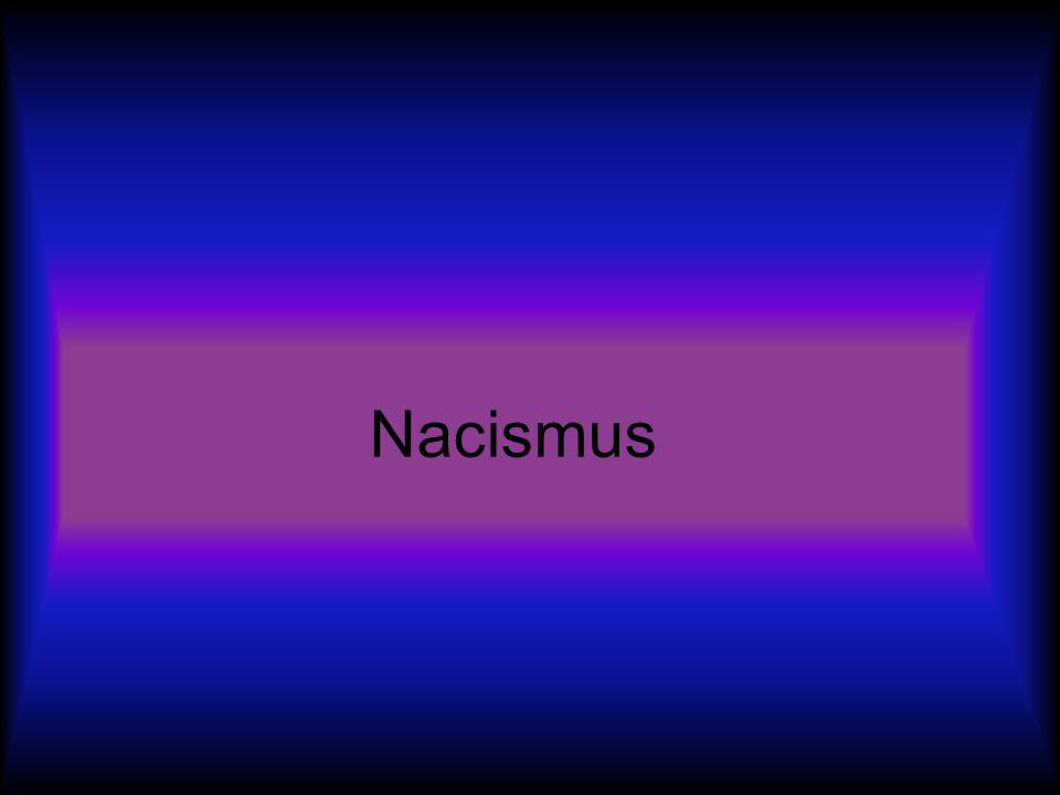 Nacismus