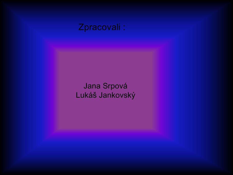 Jana Srpová Lukáš Jankovský
