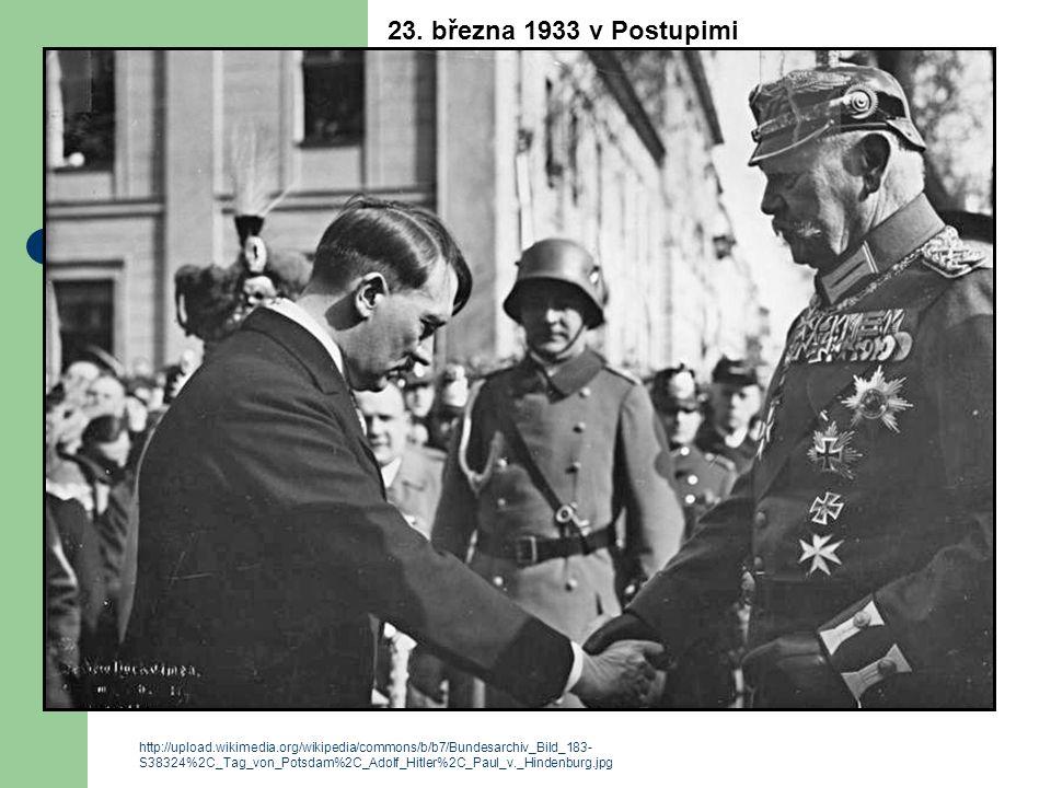 23. března 1933 v Postupimi