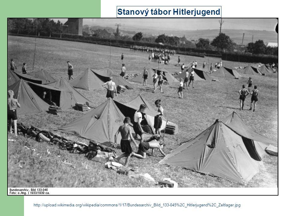 Stanový tábor Hitlerjugend