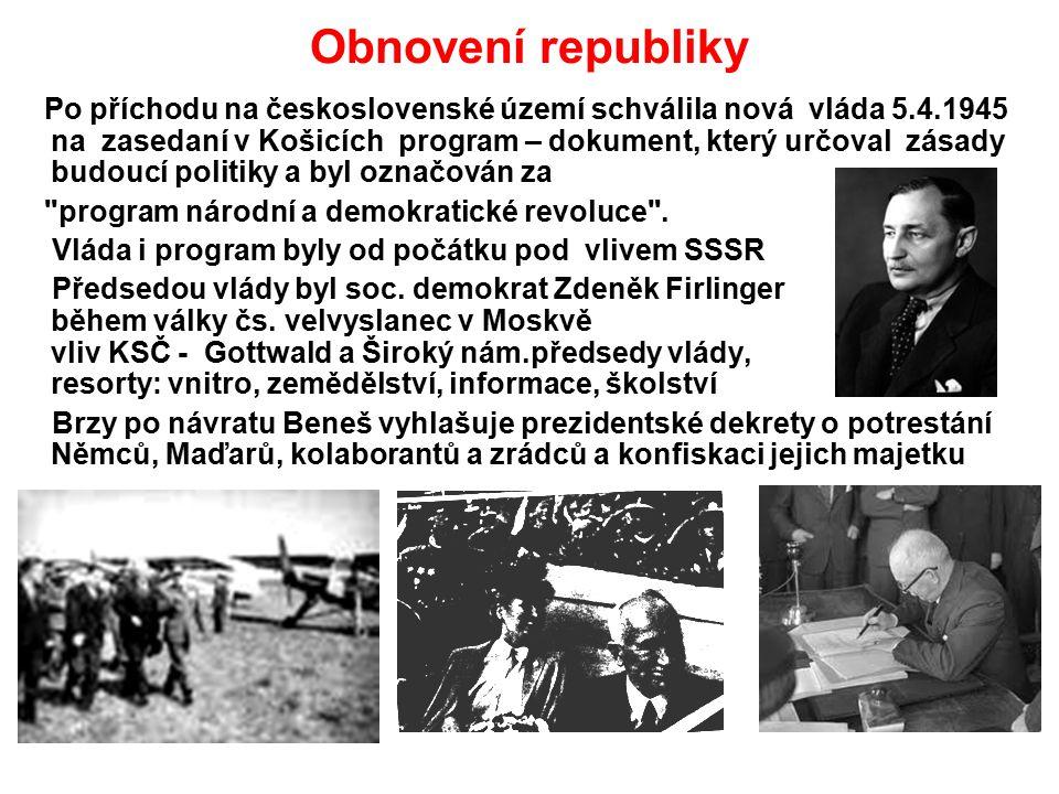 Obnovení republiky