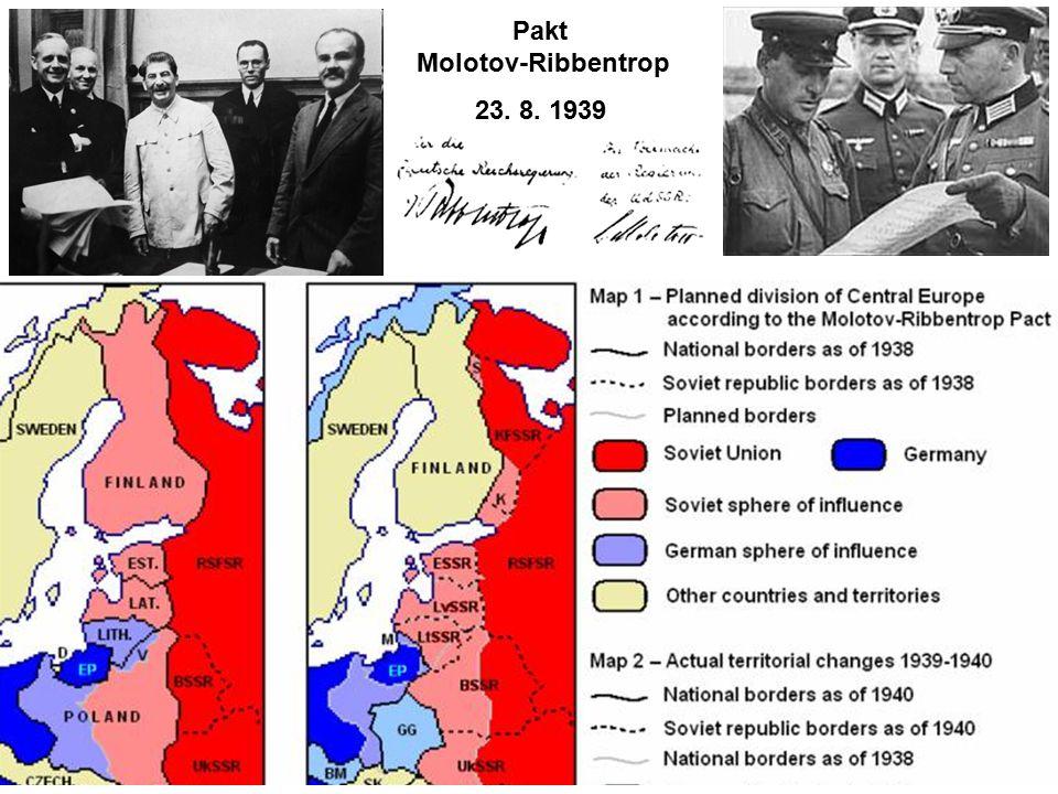 Pakt Molotov-Ribbentrop