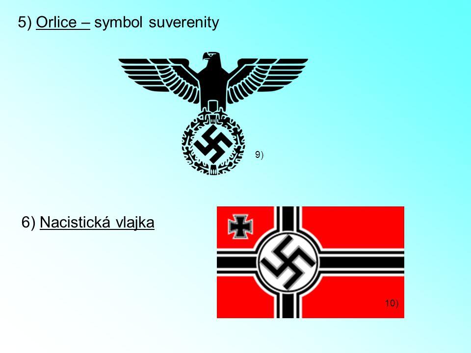 5) Orlice – symbol suverenity