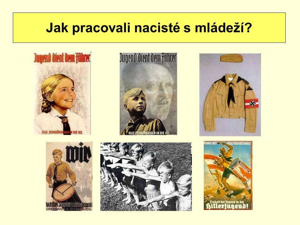 Jak pracovali nacisté s mládeží
