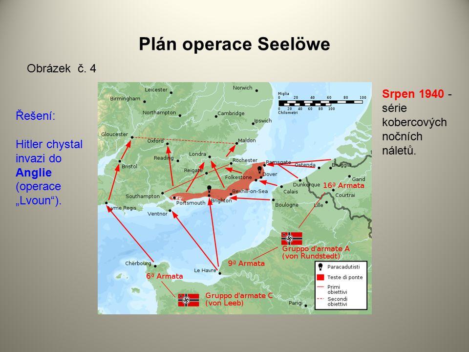Plán operace Seelöwe Obrázek č. 4