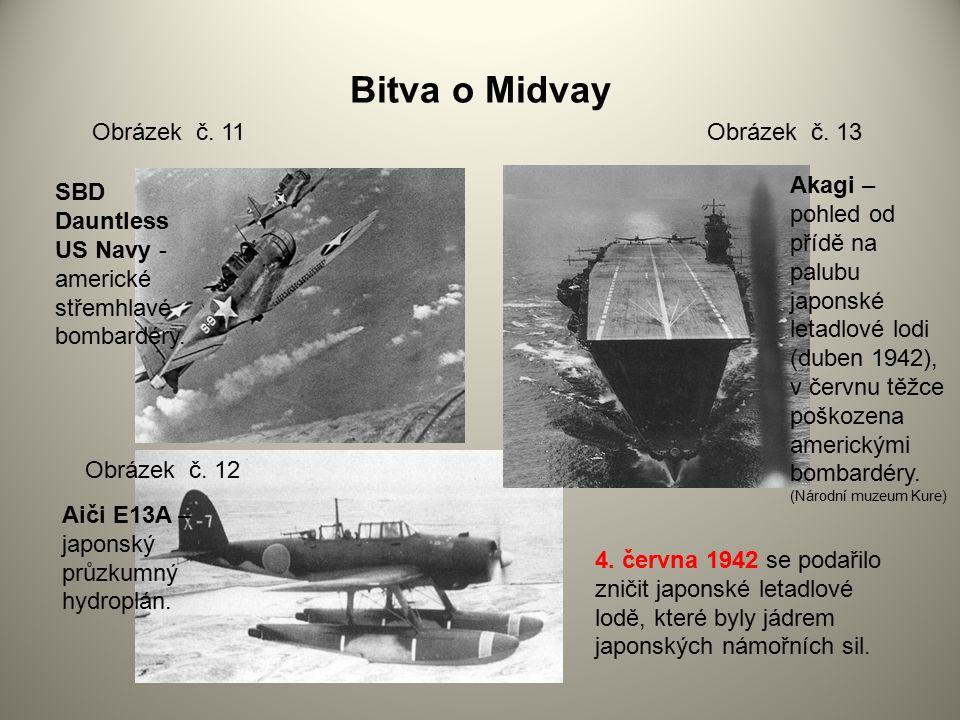 Bitva o Midvay Obrázek č. 11 Obrázek č. 13