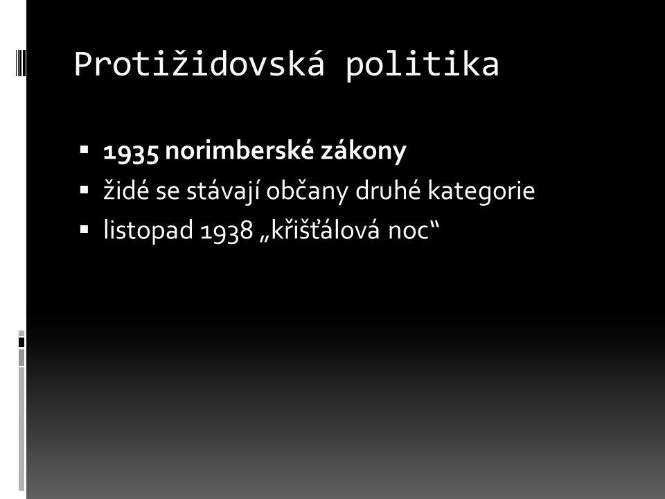 Protižidovská politika