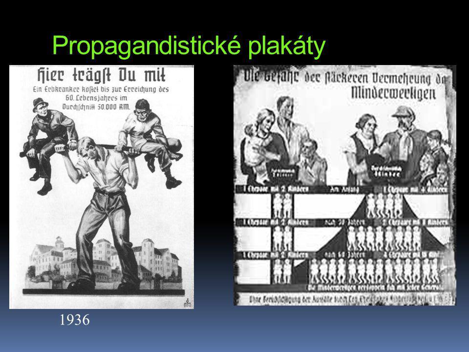 Propagandistické plakáty