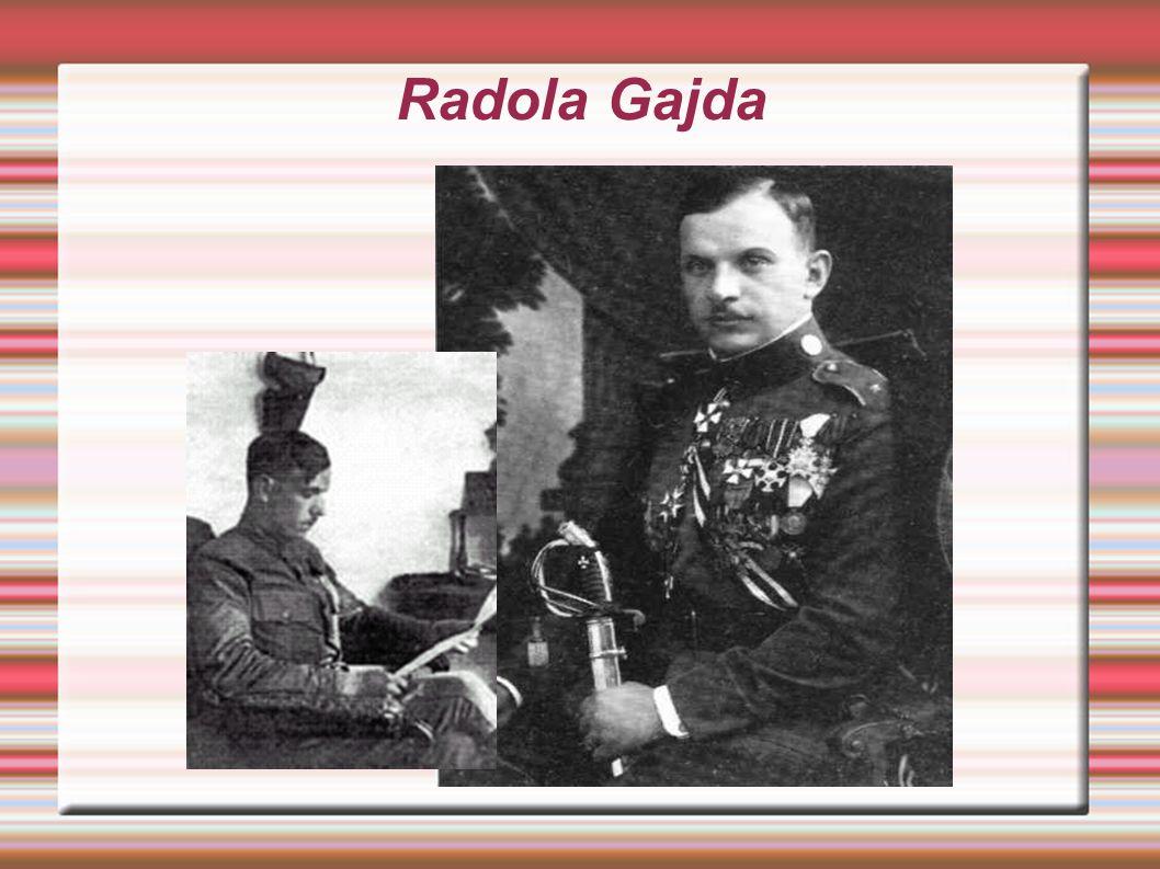 Radola Gajda
