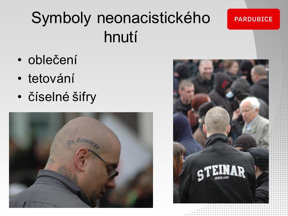 Symboly neonacistického hnutí