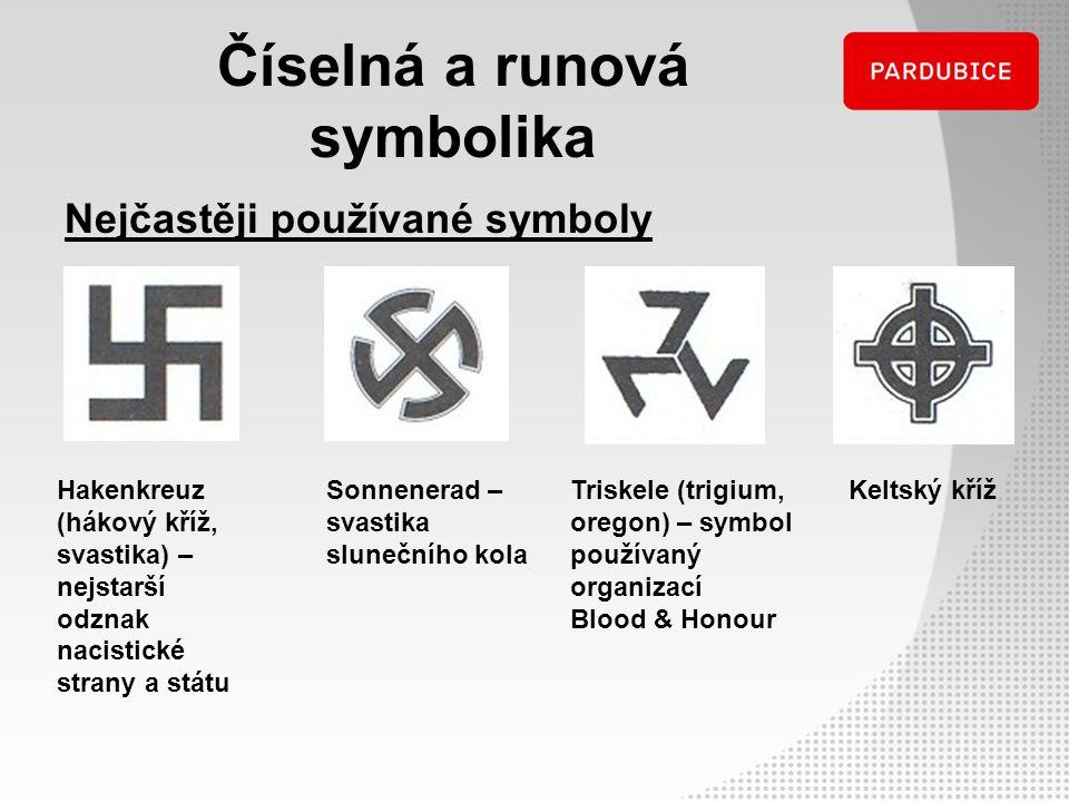 Číselná a runová symbolika