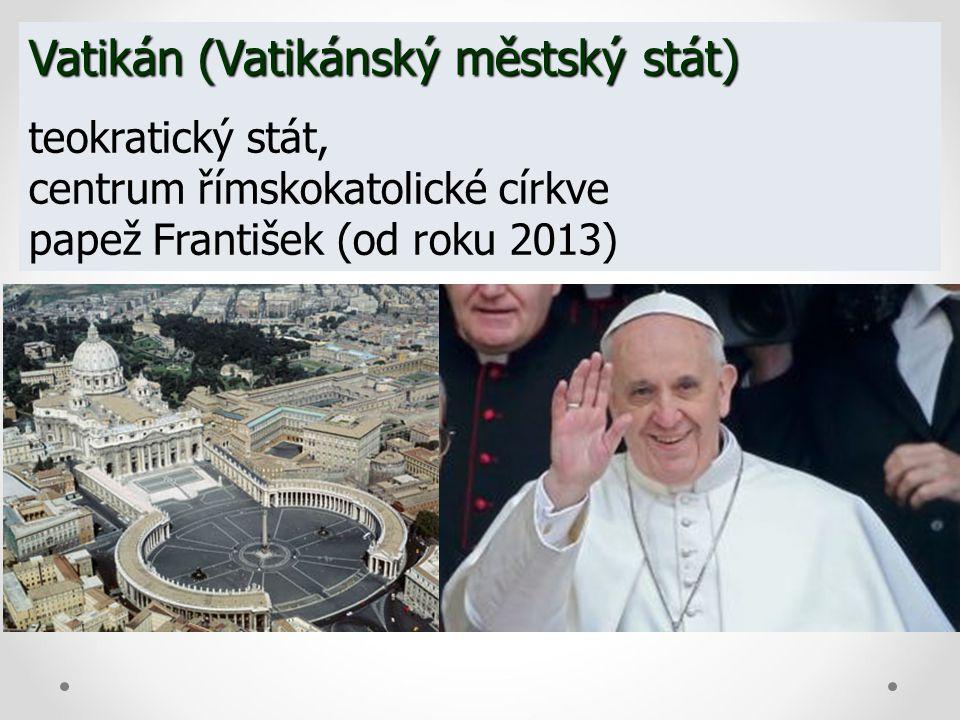 Vatikán (Vatikánský městský stát)