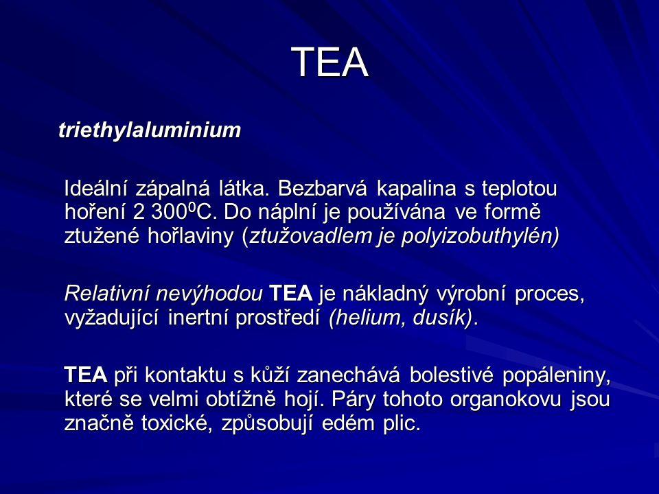 TEA triethylaluminium