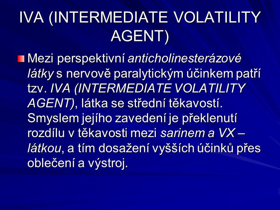 IVA (INTERMEDIATE VOLATILITY AGENT)