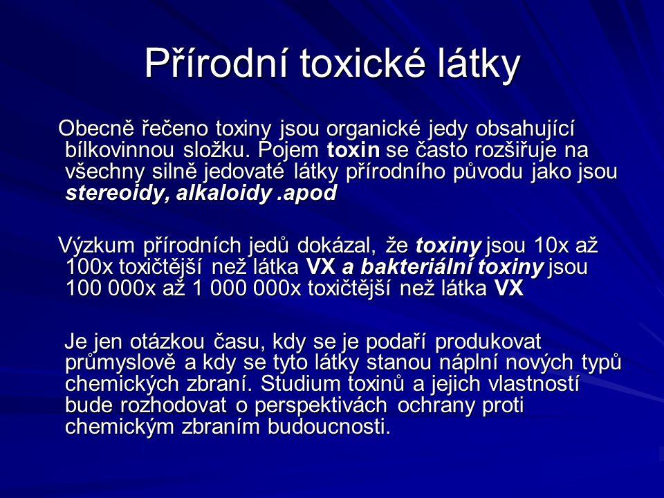 Přírodní toxické látky