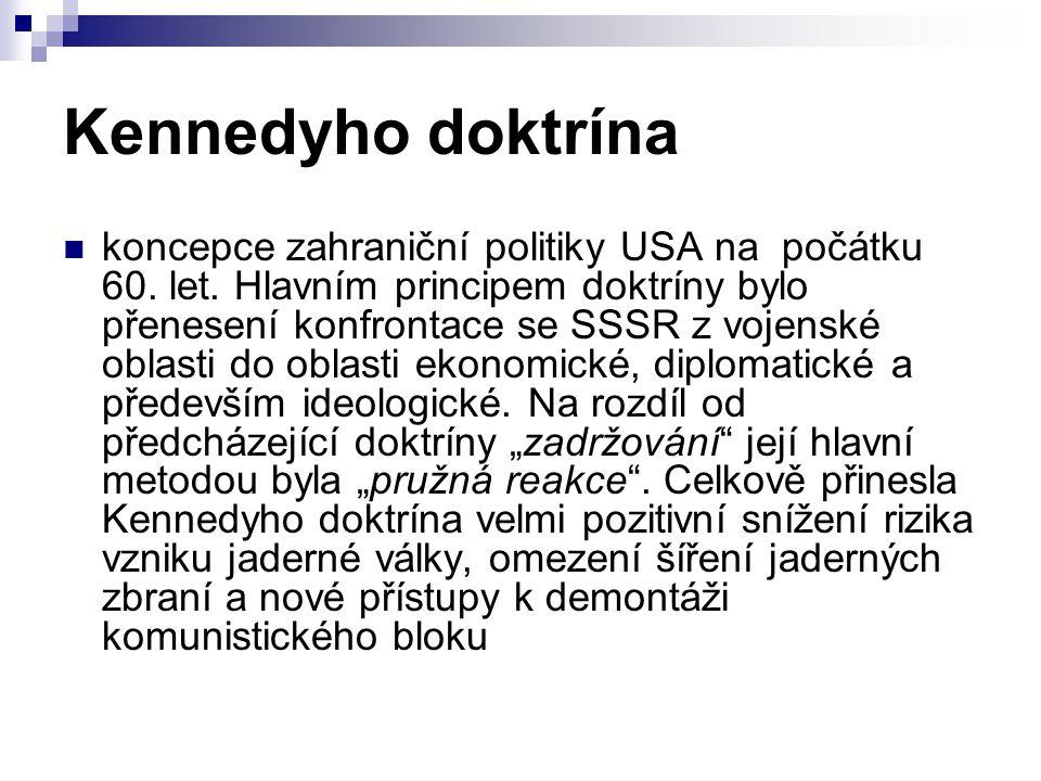 Kennedyho doktrína