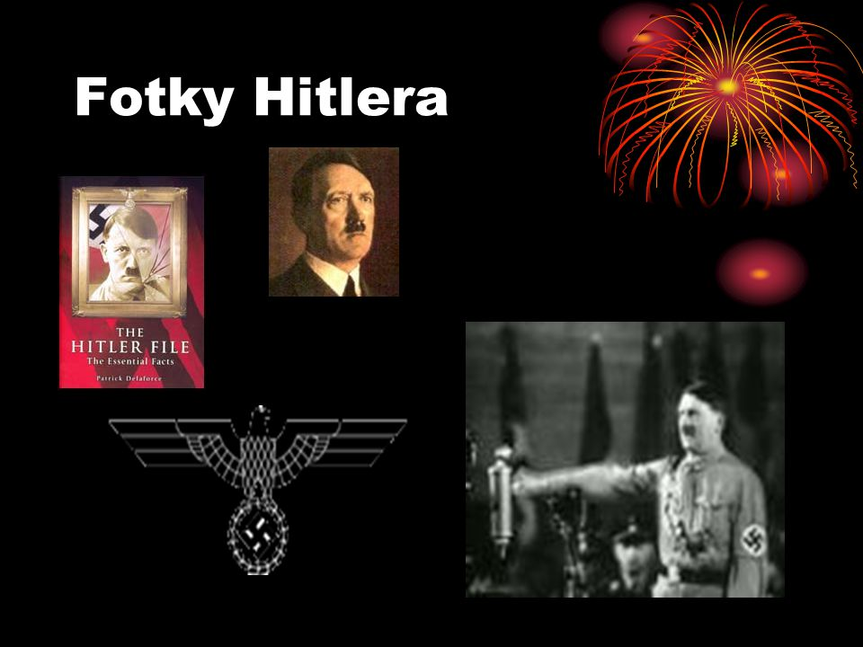 Fotky Hitlera