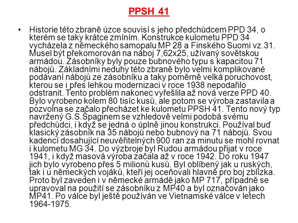 PPSH 41
