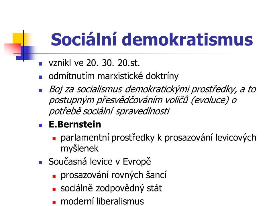 Sociální demokratismus