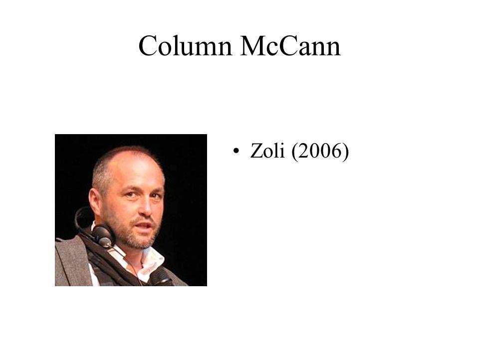 Column McCann Zoli (2006)