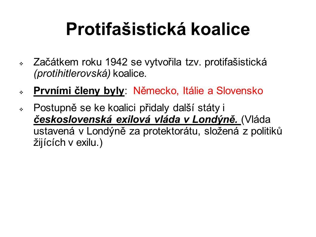 Protifašistická koalice