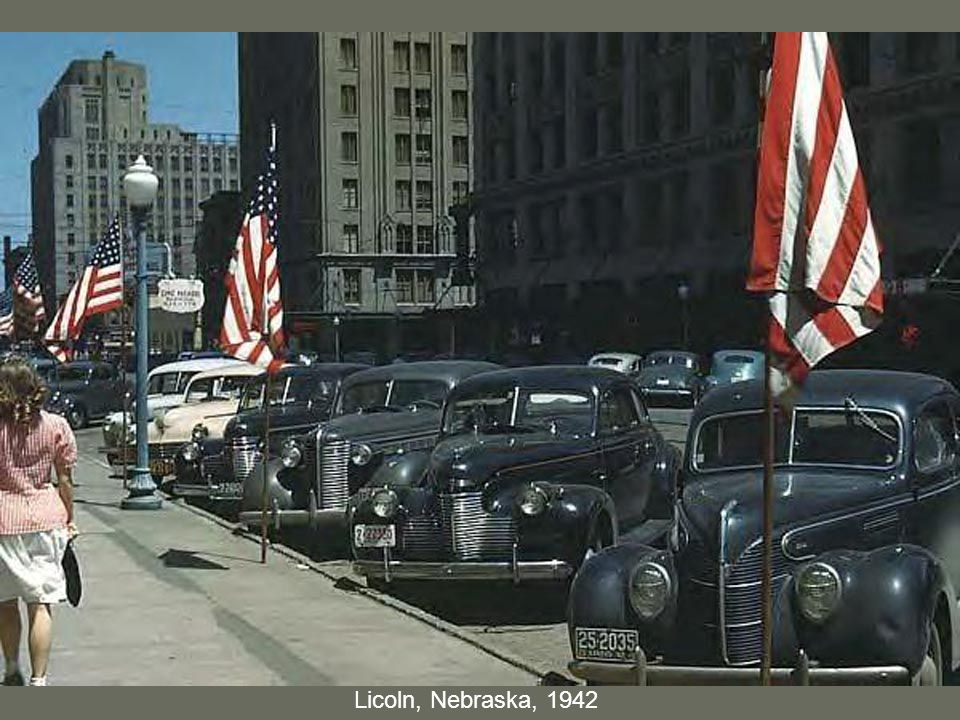 Licoln, Nebraska, 1942 12