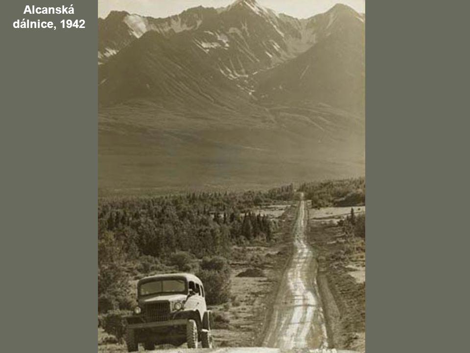Alcanská dálnice, 1942 14