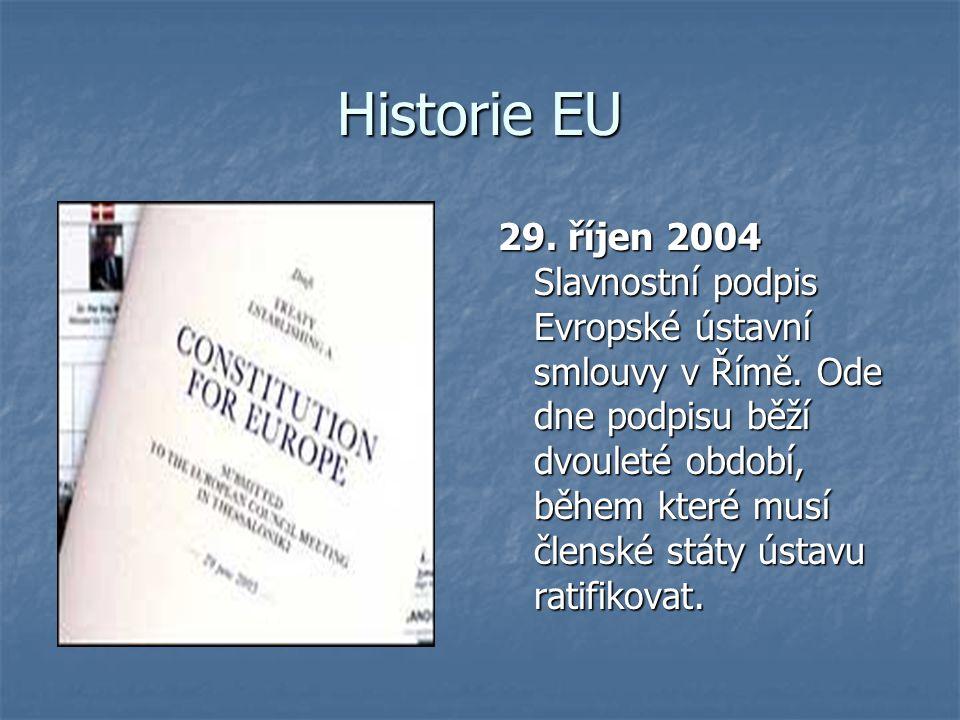 Historie EU