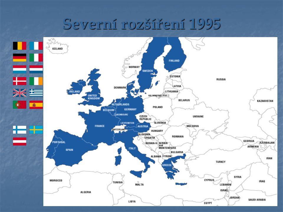 Severní rozšíření 1995