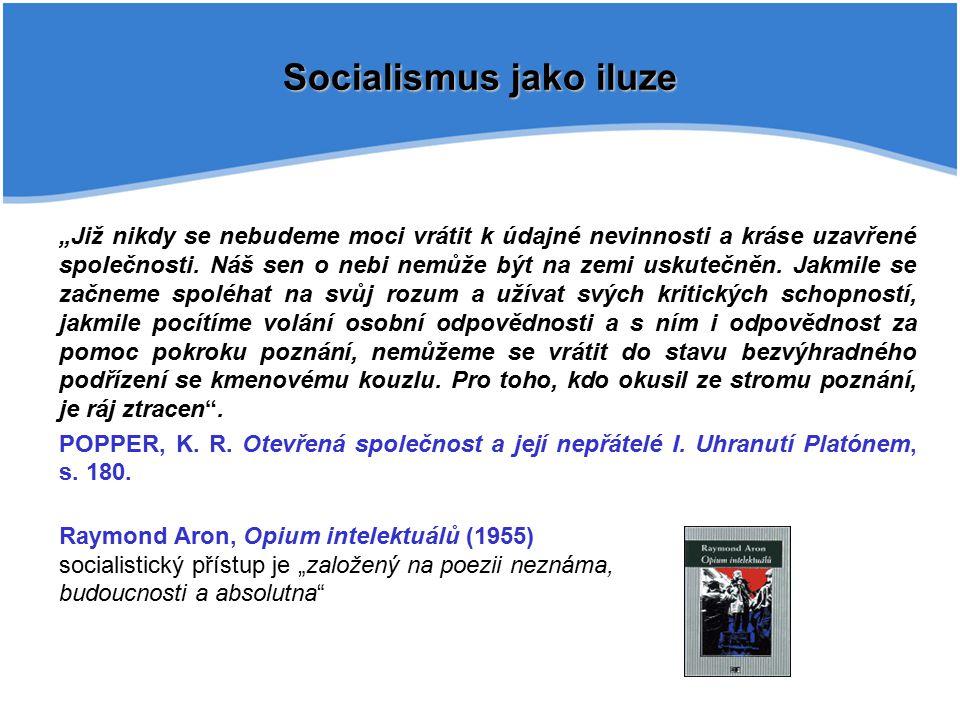 Socialismus jako iluze