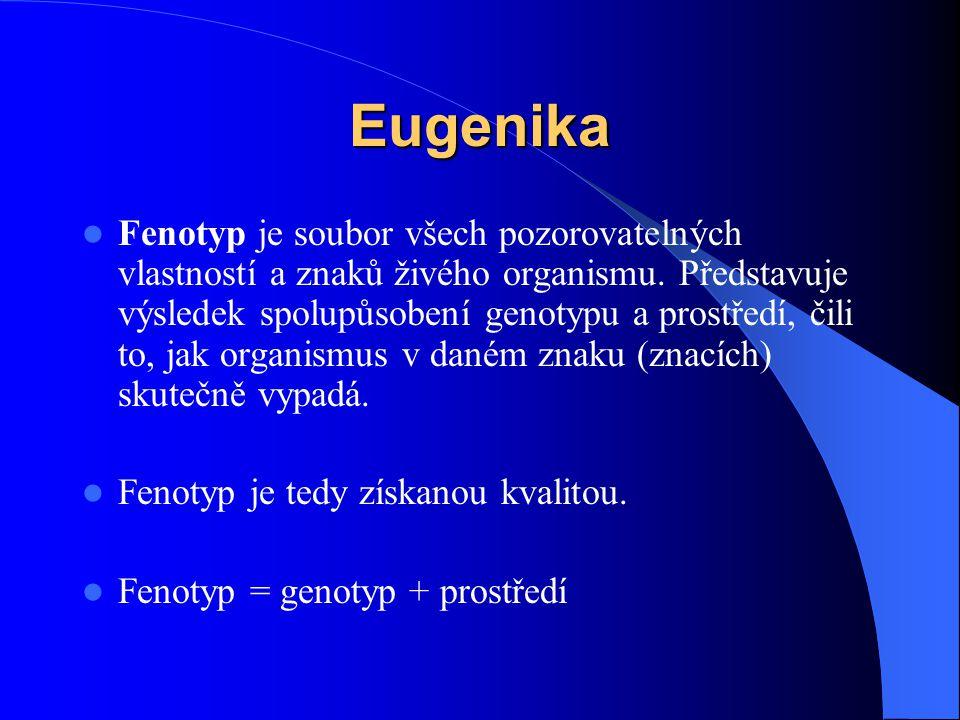 Eugenika