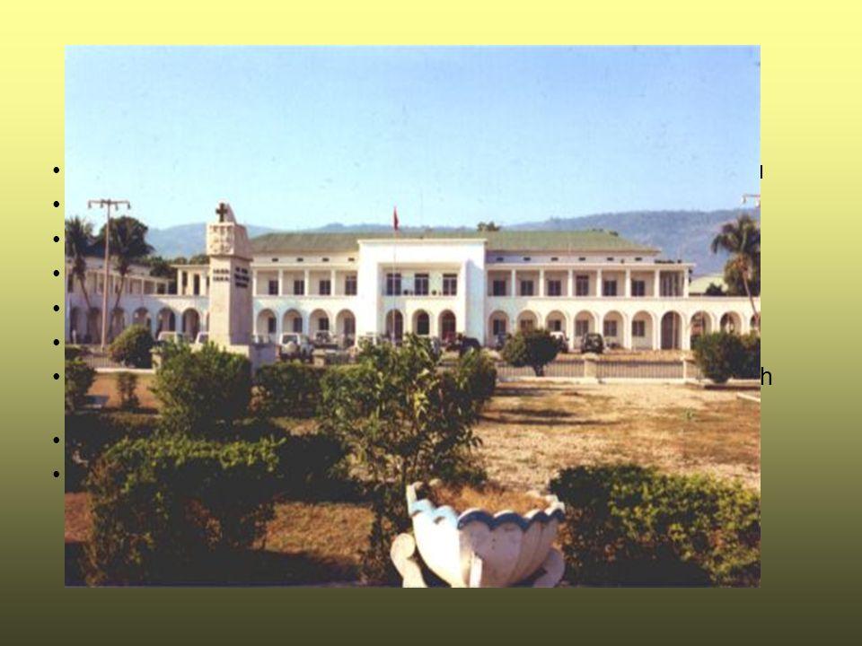 Historie V letech 2000-2001 získal Timor od Světové banky 35mil.dolarů