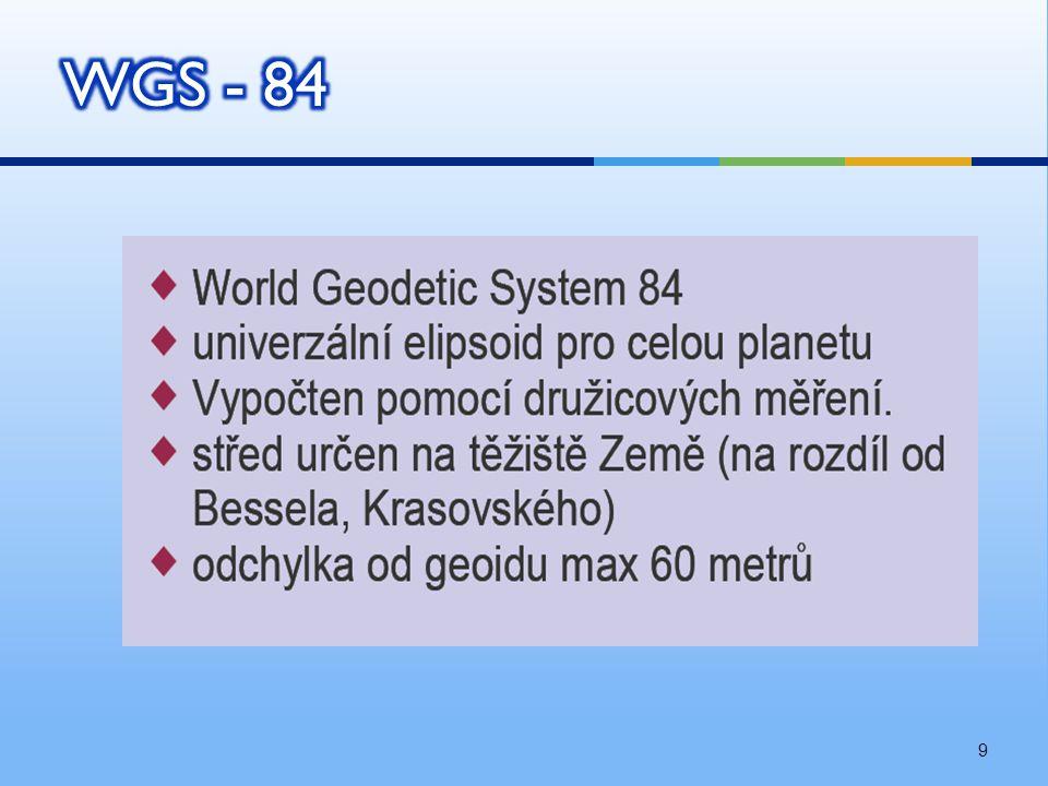 WGS - 84